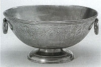 Italian Pewter Replica antique pieces
